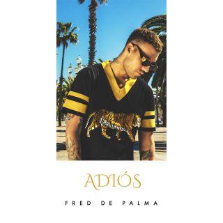 adiòs Fred De Palma
