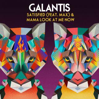 Galantis - Satisfied (feat. MAX) (Radio Date: 20-07-2018)