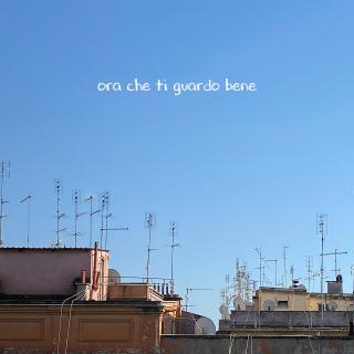 Gazzelle - Ora Che Ti Guardo Bene (Radio Date: 17-04-2020)