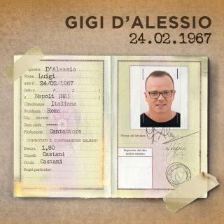 Gigi D'Alessio - Benvenuto amore (Radio Date: 16-06-2017)