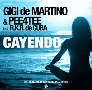 Gigi De Martino & Pee4tee - Cayendo (feat R.K.R. de Cuba)