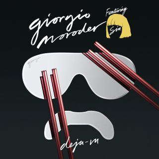 Giorgio Moroder - Déjà Vu (feat. Sia) (Radio Date: 15-05-2015)