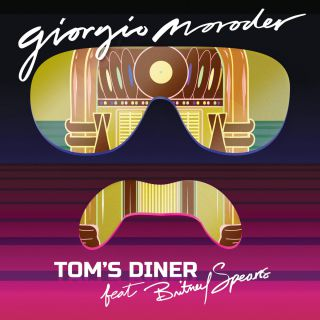 Giorgio Moroder - Tom's Diner (feat. Britney Spears) (Radio Date: 16-10-2015)
