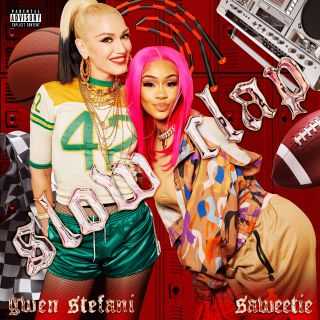 Gwen Stefani - Slow Clap (feat. Saweetie) (Radio Date: 04-06-2021)