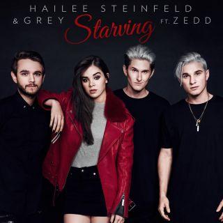 Hailee Steinfeld & Grey - Starving (feat. Zedd) (Radio Date: 28-10-2016)