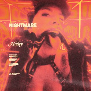 Halsey - Nightmare (Radio Date: 24-05-2019)