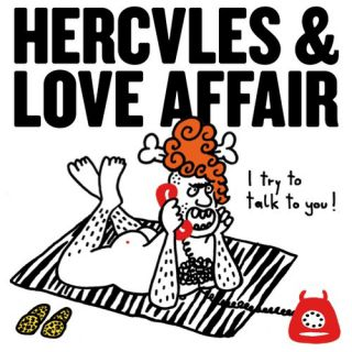 Hercules And Love Affair - I Try To Talk To You (Radio Date: 07-05-2014)