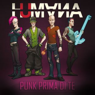 Humana - Punk Prima Di Te (Radio Date: 08-11-2019)