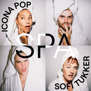 Icona Pop & Sofi Tukker - Spa (Radio Date: 16-10-2020)
