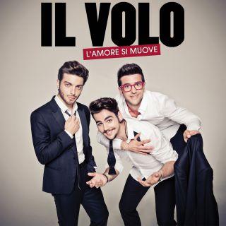 Il Volo - L'amore si muove (Radio Date: 28-08-2015)