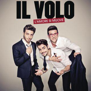 Il Volo - Tornerà l'amore (Radio Date: 05-02-2016)