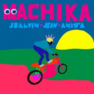 J Balvin - Machika (feat. Jeon & Anitta) (Radio Date: 19-01-2018)
