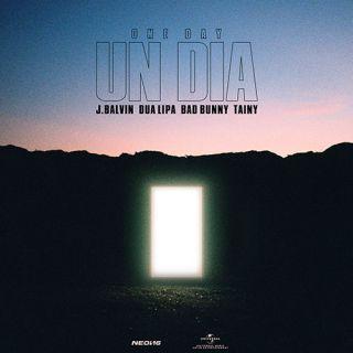 un día (one day) J Balvin, Dua Lipa, Bad Bunny & Tainy