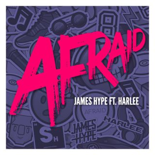 Afraid (feat. Harlee), di James Hype
