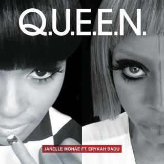 Janelle Monae - Q.U.E.E.N. (feat. Erykah Badu) (Radio Date: 17-09-2013)