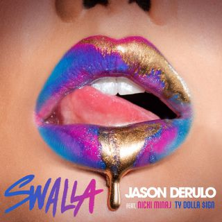 Jason Derulo - Swalla (feat. Nicki Minaj & Ty Dolla $ign) (Radio Date: 17-03-2017)