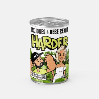 harder Jax Jones & Bebe Rexha