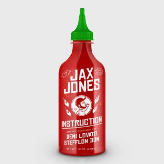 Jax Jones - Instruction (feat. Demi Lovato & Stefflon Don) (Radio Date: 23-06-2017)