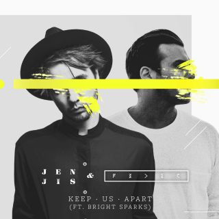 Jen Jis & Feder - Keep Us Apart (feat. Bright Sparks) (Radio Date: 20-04-2018)