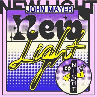 John Mayer - New Light (Radio Date: 29-06-2018)