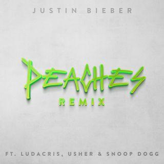 Justin Bieber - Peaches (Remix) (feat. Ludacris, Usher & Snoop Dogg) (Radio Date: 07-06-2021)