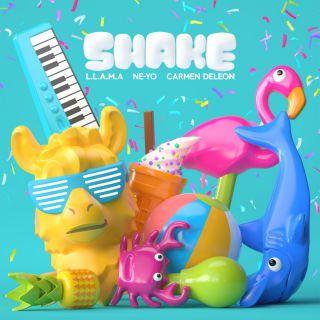 L.L.A.M.A - Shake (with Ne-Yo & Carmen Deleon) (Radio Date: 02-04-2021)
