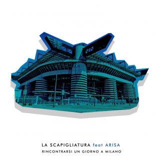 La Scapigliatura - Rincontrarsi Un Giorno A Milano (feat. Arisa) (Radio Date: 24-01-2020)