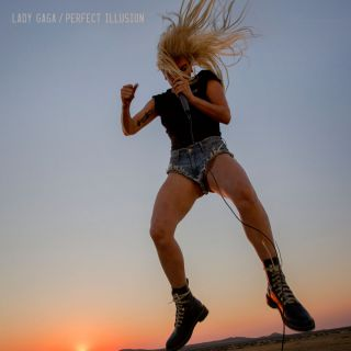 Lady Gaga - Perfect Illusion (Radio Date: 09-09-2016)