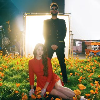 Lana Del Rey - Lust for Life (feat. The Weeknd) (Radio Date: 28-04-2017)