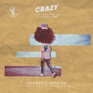 Lost Frequencies & Zonderling - Crazy (Radio Date: 01-12-2017)