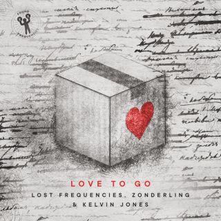 Lost Frequencies, Zonderling & Kelvin Jones - Love to Go (Radio Date: 24-04-2020)