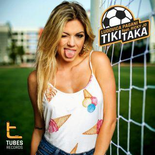 ludovica pagani - tiki taka (feat. ricky jo) (radio date: 04-06-2018)