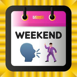 Ludwig - Weekend (Radio Date: 13-09-2019)