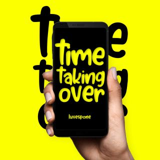 LUVESPONE - Time Taking Over (Radio Date: 05-05-2020)