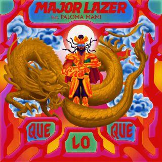 Major Lazer - Queloque (feat. Paloma Mami)