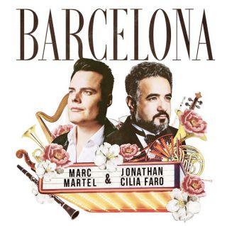 Marc Martel & Jonathan Cilia Faro - Barcelona (Radio Date: 23-07-2021)