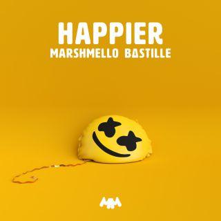Marshmello - Happier (feat. Bastille) (Radio Date: 31-08-2018)
