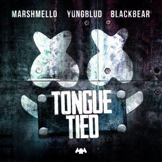 tongue tied Marshmello, Yungblud & Blackbear