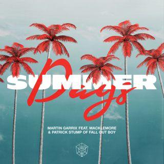 Martin Garrix - Summer Days (feat. Macklemore & Patrick Stump) (Radio Date: 10-05-2019)