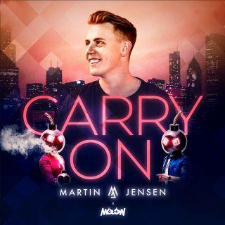 Martin Jensen & Molow - Carry On (Radio Date: 20-03-2020)
