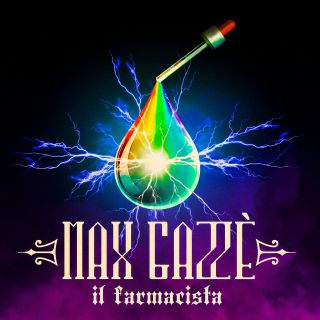 il farmacista Max Gazzè