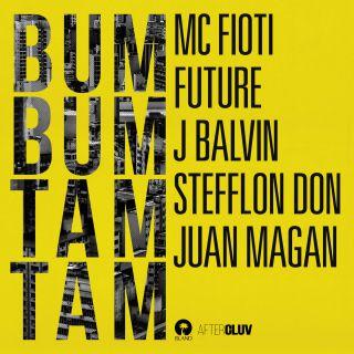 Mc Fioti, Future, J Balvin, Stefflon Don & Juan Magan - Bum Bum Tam Tam (Radio Date: 16-02-2018)