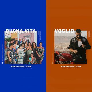 Marco Mengoni - Voglio e Buona vita (Radio Date: 19-10-2018)
