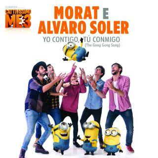 Morat E Alvaro Soler - Yo Contigo, Tú Conmigo (The Gong Gong Song) (Radio Date: 21-06-2017)