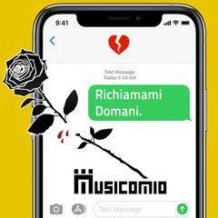 Musicomio - Richiamami Domani (Radio Date: 03-12-2019)
