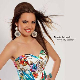 Maria Morelli - Never Say Goodbye (Radio Date: 27-03-2015)