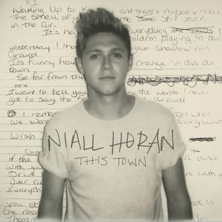 Niall Horan - This Town (Radio Date: 14-10-2016)