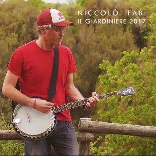 Niccolo' Fabi - Il giardiniere (2017) (Radio Date: 23-06-2017)