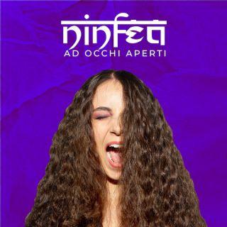 """NINFEA """"Ad occhi aperti"""" l'esordio in radio della giovane cantautrice"""