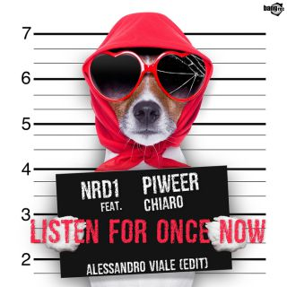 Nrd1 & Piweer - Listen For Once Now (feat. Chiaro) (Alessandro Viale Edit)